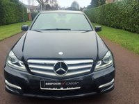 USED 2012 12 MERCEDES-BENZ C CLASS 1.8 C180 BLUEEFFICIENCY SPORT 4d AUTOMATIC PETROL NICE EXAMPLE DRIVES LIKE HALF THE MILES JUST SERVICED M-O-T TILL 2019 BEST FINANCE RATES AVAILABLE
