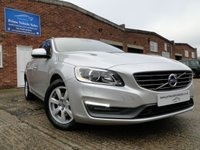 2014 VOLVO V60 2.0 D4 BUSINESS EDITION (Start/Stop) 0 RFL BIG SPEC £10295.00