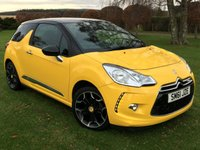 USED 2011 61 CITROEN DS3 1.6 E-HDI DSTYLE PLUS 3d 90 BHP ***DIESEL**LOW MILES***£30TAX