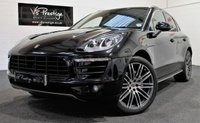 USED 2015 PORSCHE MACAN 3.0 S PDK 5d AUTO 340 BHP **HUGE SPEC-SPORTS EXHAUST**