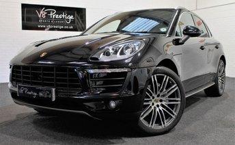2015 PORSCHE MACAN 3.0 S PDK 5d AUTO 340 BHP £SOLD