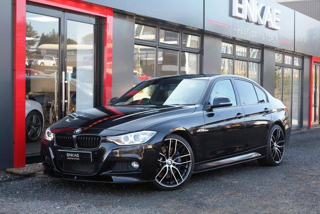 2015 15 BMW 3 SERIES 3.0 335D XDRIVE M SPORT 4d AUTO 309 BHP