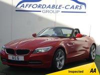 2015 BMW Z4 2.0 Z4 SDRIVE20I ROADSTER 2d 181 BHP £14450.00
