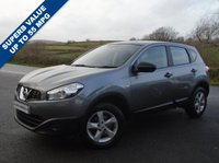USED 2011 11 NISSAN QASHQAI 1.5 VISIA DCI 5d 110 BHP **VEHICLE AT OUR UGBOROUGH  BRANCH**