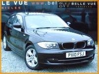 2010 BMW 1 SERIES 2.0 116D SE 3d 114 BHP £5495.00