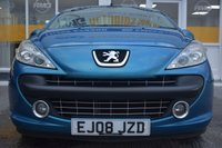 USED 2008 08 PEUGEOT 207 1.6 GT COUPE CABRIOLET 2d 118 BHP THE CAR FINANCE SPECIALIST