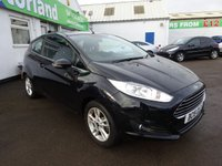 USED 2015 15 FORD FIESTA 1.2 ZETEC 3d 81 BHP VERY LOW MILEAGE... JUST ARRIVED... 1 OWNER FROM NEW