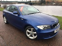 USED 2010 08 BMW 1 SERIES 2.0 120D SPORT 2d 175 BHP ***UPGRADED ALLOYS - F.S.H***
