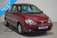 2003 RENAULT SCENIC 1.6 EXPRESSION PLUS 16V 5d 110 BHP £690.00