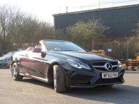 2013 MERCEDES-BENZ E CLASS 2.1 E250 CDI AMG SPORT 2d AUTO 204 BHP £18995.00