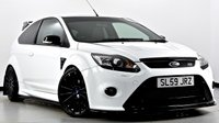 USED 2009 59 FORD FOCUS 2.5 RS 3dr  348 BHP, Stunning 1 Off RS ++