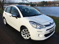 USED 2014 63 CITROEN C3 1.6 E-HDI AIRDREAM SELECTION 5d 91 BHP **ZERO ROAD TAX**