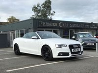 2014 AUDI A5 1.8 TFSI S LINE SPECIAL EDITION 2d 168 BHP £17990.00