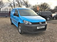 USED 2011 61 VOLKSWAGEN CADDY MAXI 1.6 C20 TDI 1d 101 BHP 1 OWNER / FULL SERVICE HISTORY