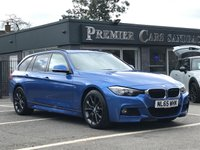 USED 2015 65 BMW 3 SERIES 2.0 320I M SPORT TOURING 5d AUTO 181 BHP
