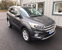USED 2017 17 FORD KUGA 1.5 TDCI TITANIUM 120 BHP THIS VEHICLE IS AT SITE 1 - TO VIEW CALL US ON 01903 892224