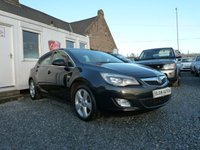 USED 2012 62 VAUXHALL ASTRA SRI 1.6 5dr ( 115 bhp ) One Owner From New