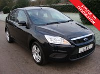 USED 2009 59 FORD FOCUS 1.6 ECONETIC TDCI 5d 90 BHP