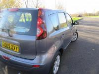 USED 2009 09 NISSAN NOTE 1.6 ACENTA 5DR AUTO