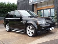 2011 LAND ROVER RANGE ROVER SPORT 3.0 TDV6 HSE LUXURY 5d AUTO 245 BHP £SOLD