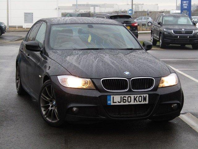 2010 60 BMW 3 SERIES 2.0 320D SPORT PLUS EDITION 4d 181 BHP