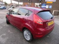 USED 2009 59 FORD FIESTA 1.6 TITANIUM 5DR New lower price