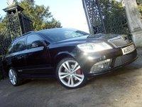 2010 SKODA OCTAVIA 2.0 VRS TDI CR 5d 170 BHP £7299.00