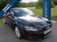 2007 AUDI TT 3.2 V6 QUATTRO 2DR S TRONIC FULL LEATHER+ NAV £6000.00