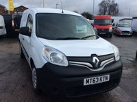 USED 2013 63 RENAULT KANGOO 1.5 ML19 DCI 90 BHP 1 OWNER FSH NEW MOT FREE AA WARRANTY, RECOVERY AND ASSIST NEW MOT ELECTRIC WINDOWS AND MIRRORS REAR PARKING SENSORS BLUETOOTH