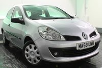 USED 2008 58 RENAULT CLIO 1.1 EXTREME 16V 3d 75 BHP
