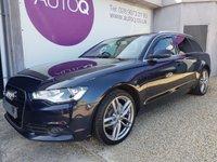 2014 AUDI A6 2.0 AVANT TDI ULTRA SE 5d 188 BHP £14495.00