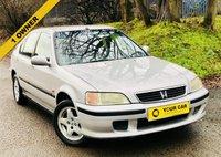 1999 HONDA CIVIC 1.4 SPORT 5d 89 BHP £695.00