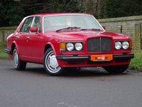 1992 BENTLEY TURBO R 6.8 4dr £12950.00