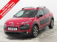 USED 2016 16 CITROEN C4 CACTUS 1.2 PureTech [82] Flair Edition 5dr ETG *RFL£0, Reversing Camera, Warranty*