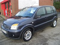 USED 2008 58 FORD FUSION 1.4 ZETEC CLIMATE 5d 68 BHP