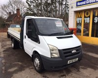 USED 2006 56 FORD TRANSIT 350 MWB