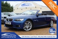 USED 2008 08 BMW 3 SERIES 3.0 325I M SPORT 2d 215 BHP