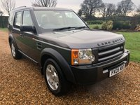 2005 LAND ROVER DISCOVERY 2.7 3 TDV6 S 5d 188 BHP £9000.00