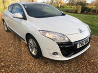 USED 2012 12 RENAULT MEGANE 1.6 EXPRESSION PLUS 3d 110 BHP BLUETOOTH, CRUISE