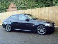2011 BMW 3 SERIES 2.0 318D SPORT PLUS EDITION 4d 141 BHP £7999.00