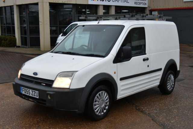 2006 55 FORD TRANSIT CONNECT 1.8 T220 LR SWB 4d 90 BHP 2 OWNER / NO VAT