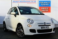 USED 2014 14 FIAT 500 1.2 S 3d 69 BHP ONE FORMER KEEPER