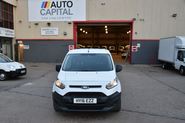 2016 16 FORD TRANSIT CONNECT 1.6 200 P/V 5d 74 BHP LR SWB FWD