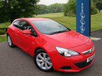2014 VAUXHALL ASTRA 1.4T 16V 140 SPORT 3DR AUTO £8250.00