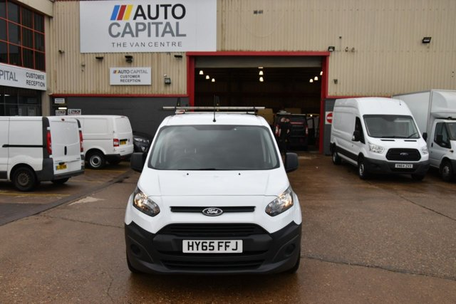 2015 65 FORD TRANSIT CONNECT 1.6 200 P/V 5d 74 BHP LR SWB FWD ONE OWNER FROM NEW, FULL SERVICE HISTORY