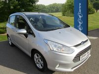 2014 FORD B-MAX 1.6 ZETEC 5DR POWERSHIFT £8000.00