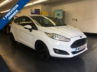 USED 2014 14 FORD FIESTA 1.0 ZETEC 3d 79 BHP FULL FORD SERVICE HISTORY,  1 PREVIOUS OWNER, FULLY PREPARED FOR SALE