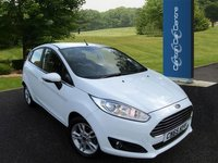 USED 2015 65 FORD FIESTA 1.25 82 ZETEC 5DR New lower price