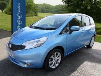 USED 2014 64 NISSAN NOTE  1.2 DIG-S ACENTA PREMIUM 5DR AUTO