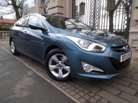 USED 2013 59 HYUNDAI I40 1.7 CRDI STYLE BLUE DRIVE 4d 114 BHP *** FINANCE & PART EXCHANGE WELCOME *** £ 30 ROAD TAX SAT/NAV REVERSE CAMERA BLUETOOTH PHONE PARKING SENSORS